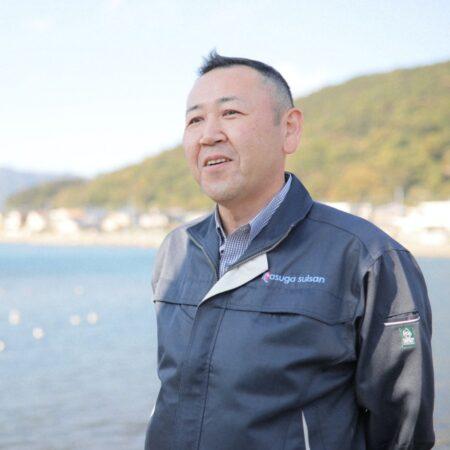 代表取締役 三木繁さん