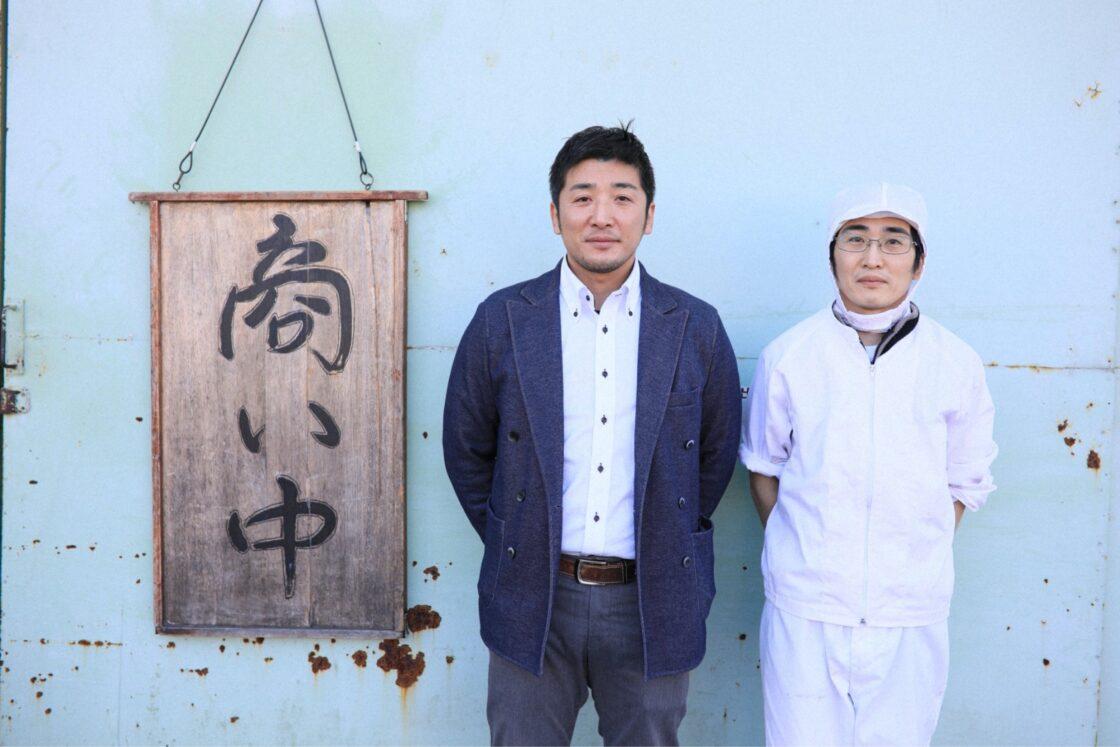 4代目の熊谷隆政さん。弟で工場長の遼二さんと2人で先代の意思を引き継ぎ、こんにゃくの新たな可能性を追いかける