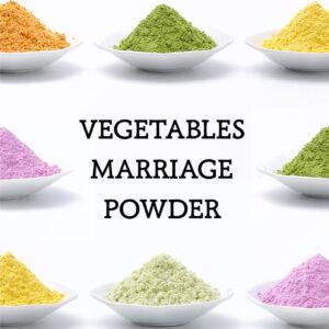 株式会社村ネットワーク- VEGETABLES MARRIAGE POWDER