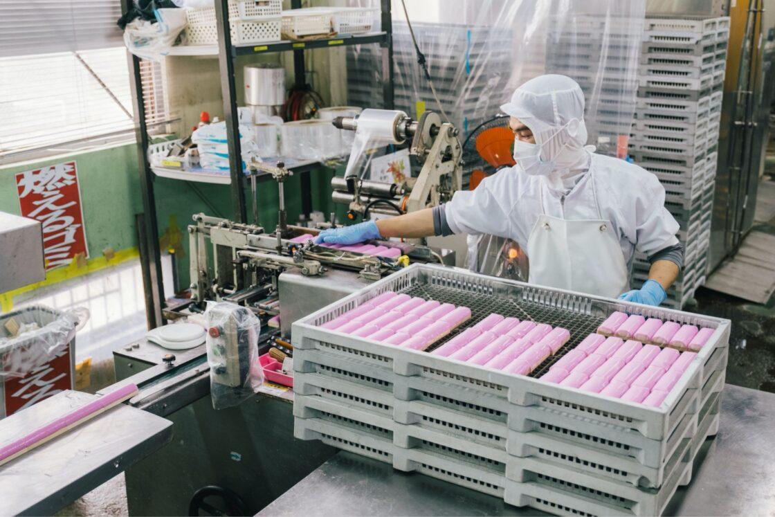 『高田魚市場』は地方卸売市場と、食品メーカーという2つの顔で成長