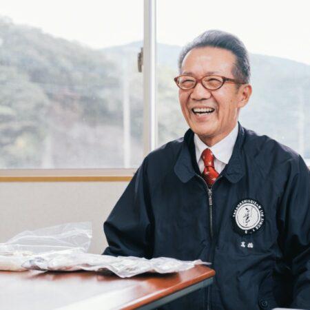 代表取締役 髙橋治人さん