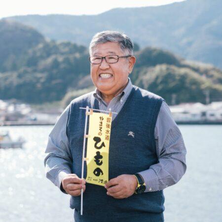 代表取締役会長 渡邉正太郎さん
