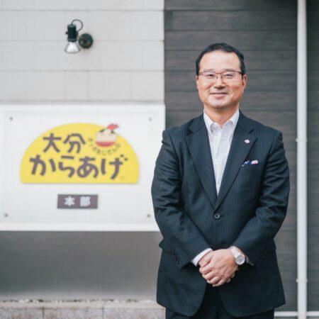 代表取締役社長 川邉哲也