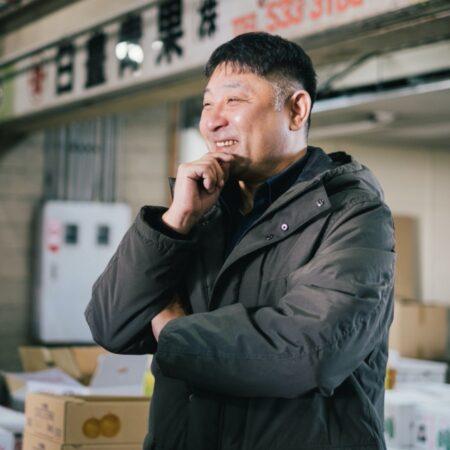 代表取締役社長 鈴木亮さん