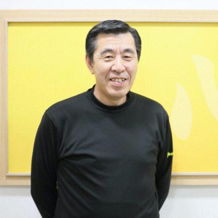 代表取締役社長 中野裕貴さん