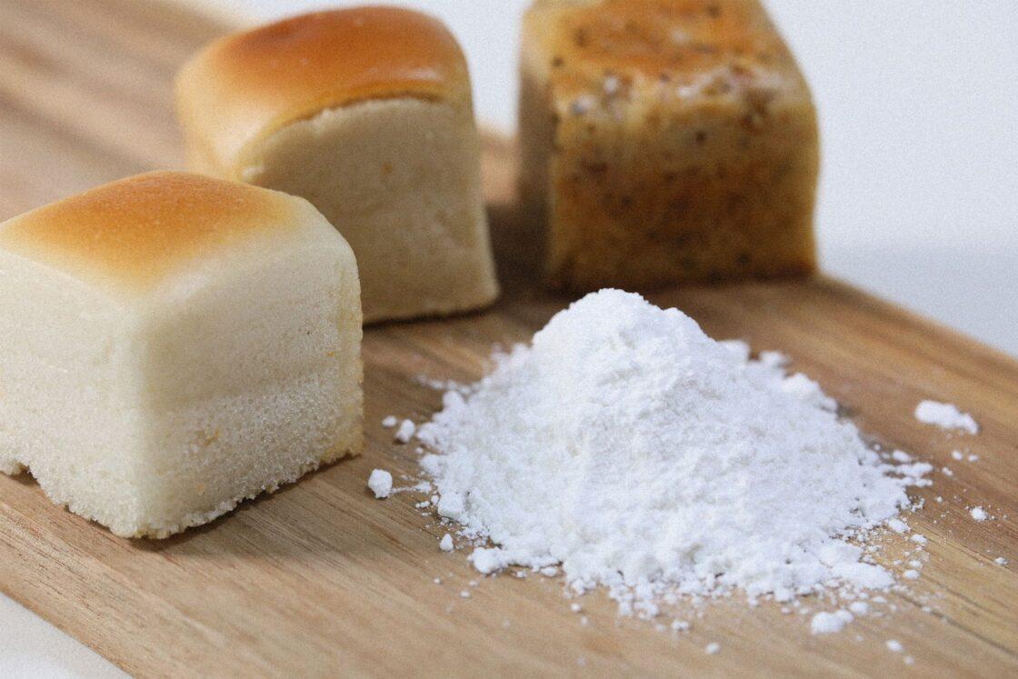 小麦アレルギーのあるお子さんにでも食べられる米粉パン